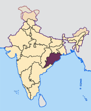 map of odisha 5